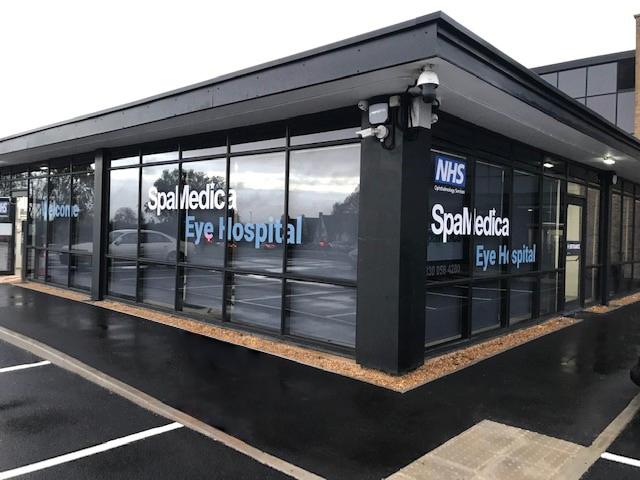 Spa Medica Eye Hospital