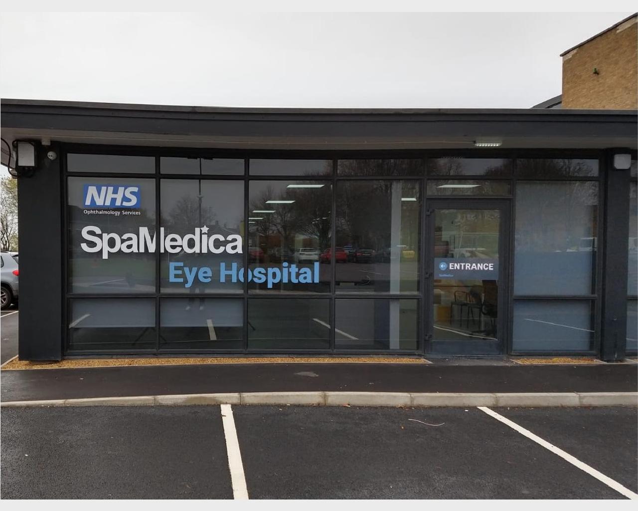 SpaMedica Eye Hospital Preston
